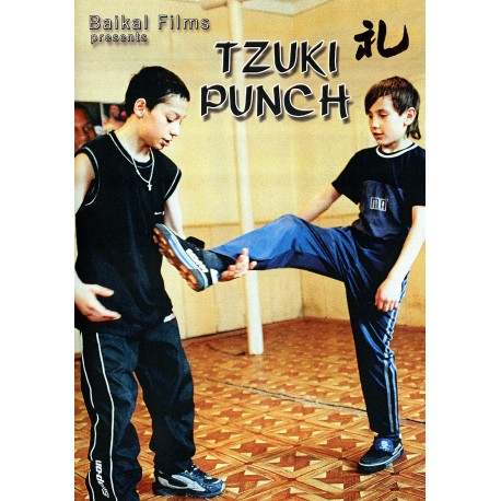 TZUKI PUNCH